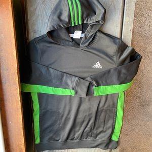 Youth Adidas clima warm sweatshirt | size YXL